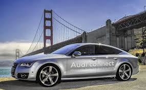 first audi audi gets first permit to test self driving cars on california