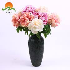 Fake Peonies Artificial Flowers Artificial Flowers Suppliers And Manufacturers