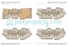 Podium Floor Plan by Akoya Drive Artesia Floor Plans Justproperty Com