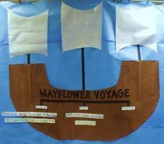 the thanksgiving voyage on the mayflower interactive program