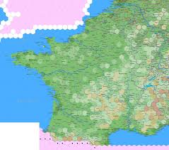 France World Map The Tao Of D U0026d The Majesty Of France