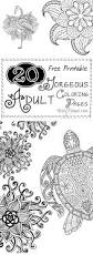 20 gorgeous free printable coloring pages coloring