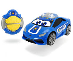 toy lamborghini irc happy lamborghini huracan police happy series small