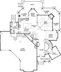 corner house plans exciting 3 one house plans for corner lot eplans craftsman