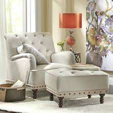 Accent Chairs And Ottomans Accent Chair And Ottoman Set Wood Leather Chair Ottomans 2
