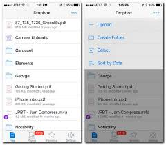 dropbox app for android dropbox ios and android review cnet