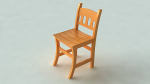 Wooden Chair Png Wooden Chairs By Pluginmax 3docean