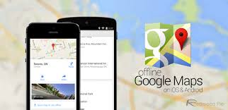 android offline maps maps on android ios adds offline support for maps