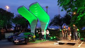 electric vehicles charging stations first solar powered electric vehicle charging station in croatia