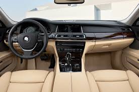 Bmw 7 Series 2016 Interior 2013 Bmw 7 Series Reviews And Rating Motor Trend