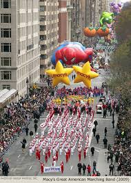 marching band trip to new york city macy s thanksgiving day parade