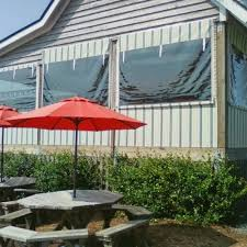 Sears Awnings Clear Curtain Enclosures