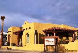 Santa Fe Style House Santa Fe Hacienda Home Construction Quality Custom Built Yuma Homes
