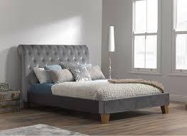 Funky Bed Frames Fabric Bed Frame Silver Master Bedroom Pinterest Bed