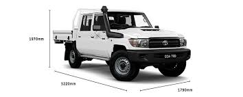 toyota cab land cruiser cab workmate specifications lc 70 toyota australia