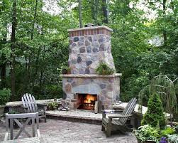 outdoor fireplace telstraus corner outdoor fireplace dact us