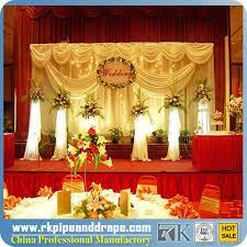 wedding backdrop on stage velour drape backdrop wedding backdrop stage backdrop rk is
