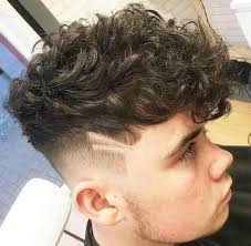 21 new men u0027s hairstyles for curly hair low skin fade curly