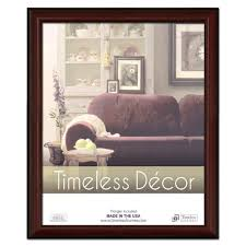 timeless frames brenna 1 opening 16 in x 20 in white picture