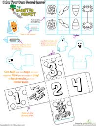 printable paper puzzles printable halloween games and puzzles education com