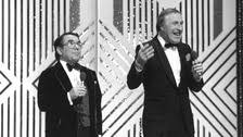 i know my place u0027 five of ronnie corbett u0027s funniest sketches itv