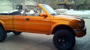 toyota tacoma road wheels beau s 2001 toyota tacoma concept truck road capsule