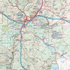 Map Of Arizona And Utah by Arizona Road U0026 Recreation Atlas U2014 Benchmark Maps