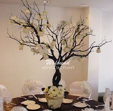 wedding centerpiece wedding decoration tree wedding table tree