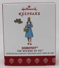 hallmark 2017 dorothy the wizard of oz limited edition ornament