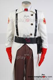 Tf2 Halloween Costume Team Fortress 2 Medic Cosplay Costume Team Fortress Cosplay