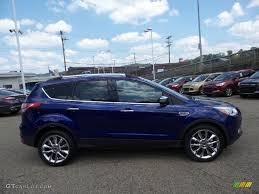 ford escape 2016 interior 2016 deep impact blue metallic ford escape se 4wd 105514391