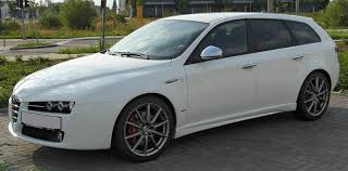 alfa romeo 159 ti i have no idea what the u0027ti u0027 means anyone