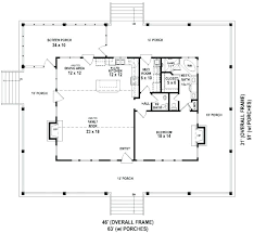 2 house plans with wrap around porch 2 bedroom ranch house plans 2 bedroom house plans wrap around porch