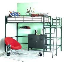 bureau surélevé lit sureleve avec bureau integre lit lit mezzanine avec bureau et