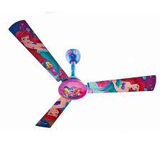 disney princess ceiling fan mermaid fariy bajaj ceiling fan kids price delhi inida