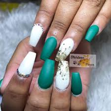 50 stunning and eye catching matte nail art design ideas for this