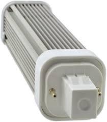 led light bulb cfl style 2 pin gx23 2 base only 5 watts u0026 7