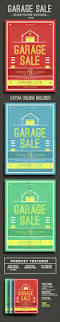 garage sale flyer by guuver graphicriver