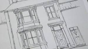 pencil drawings of houses farm house drawing related keywords amp