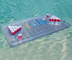 Beer Pong Table Size Interactive Beer Pong Table