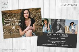 looking graduation announcement templates