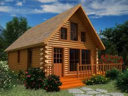small cabin plans with basement plans for small cabin log wall house with loft home brick cottage