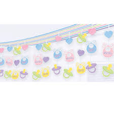 photo baby shower favors notepads image