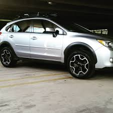 subaru crosstrek decals 2013 subaru xv crosstrek w tint muffler delete upgraded intake