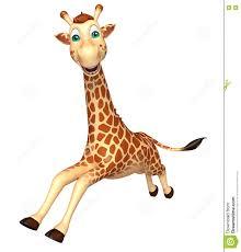 running giraffe clipart clipartxtras