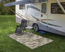Camping Patio Mats by Camco Reversible Outdoor Mat