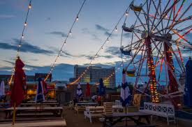 barbecue at ferris wheelers stands on its own without the carnival