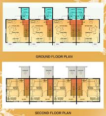 camella tanza cavite camella house option sara floor plan1