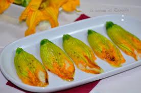 ricette con fiori di zucchina al forno di zucca ripieni al forno ricetta la cucina di rosalba