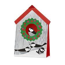 moma christmas cards moma christmas cards pack of 8 birdhouse